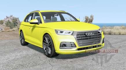 Audi Q5 quattro 2019 para BeamNG Drive