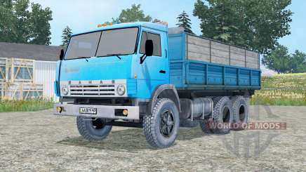 Kamaz-5510 para Farming Simulator 2015