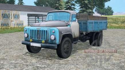 Gaz-Saz-3ƽ07 para Farming Simulator 2015