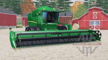 John Deere S5ⴝ0 para Farming Simulator 2015