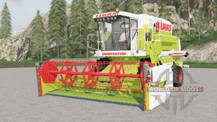 Claas Dominator 108 SL Maᶍi para Farming Simulator 2017