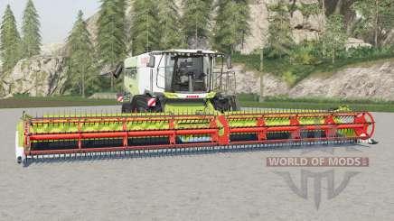 Claas Lexion 5000〡6000〡7000〡8000 para Farming Simulator 2017