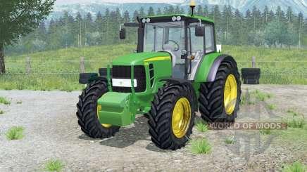 John Deere, 63ろ00. para Farming Simulator 2013
