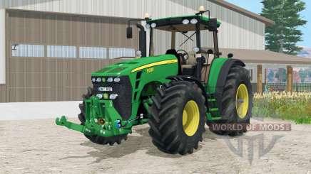 John Deere 8ვ30 para Farming Simulator 2015