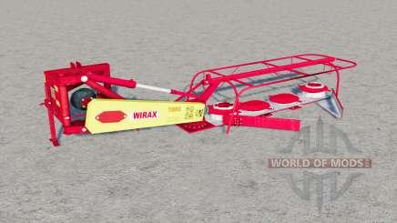 Wirax Z-069 para Farming Simulator 2017