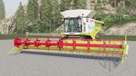 Claas Lexioɲ 770 para Farming Simulator 2017