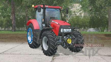 Case IH Maxxum 110 CVX para Farming Simulator 2015