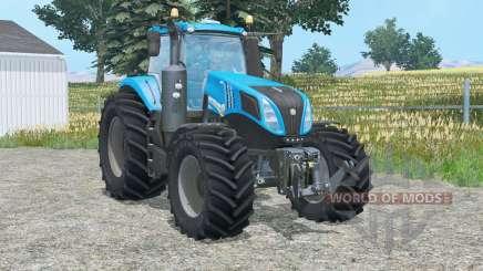 Novo Hollaado T8.320 para Farming Simulator 2015