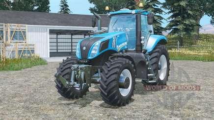 Nova Holanda T8.320〡T8.435 para Farming Simulator 2015