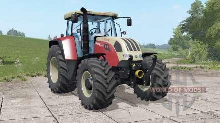 Steyr 6140 & 6195 CVT para Farming Simulator 2017