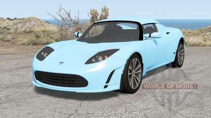Tesla Roadster Sport 2011 para BeamNG Drive