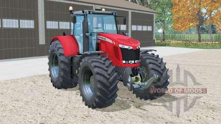 Massey Ferguson 7622 Dyᶇa-6 para Farming Simulator 2015