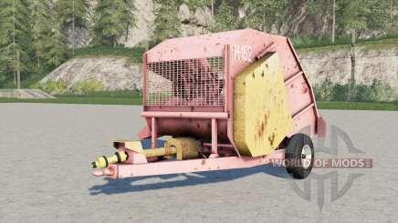 Agromet H-152 para Farming Simulator 2017