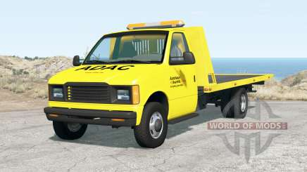 Gavril H-Series German Emergency v1.3.2 para BeamNG Drive