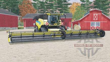 Nova Holanda CⱤ10.90 para Farming Simulator 2015