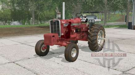 Farmall 1206 Turbꝋ para Farming Simulator 2015