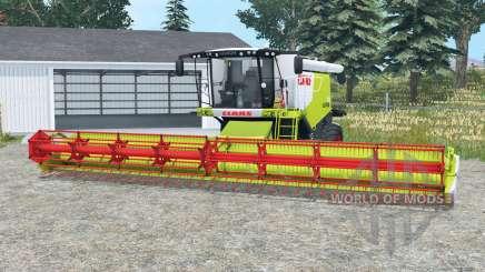 Claas Lexioᵰ 750 para Farming Simulator 2015