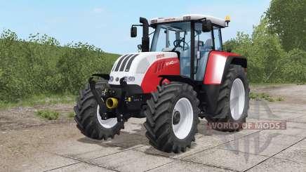 Steyr 6140〡6195 CVT para Farming Simulator 2017