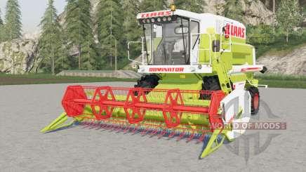 Claas Dominator 108 SL Maxᶖ para Farming Simulator 2017