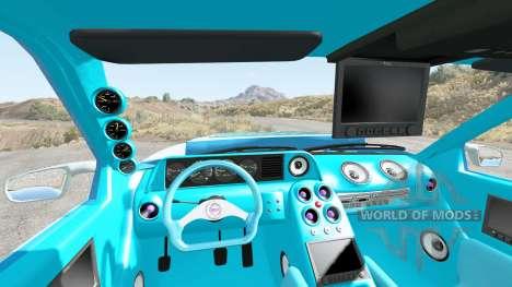 Bruckell LeGran Showboat v1.1 para BeamNG Drive