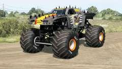 CRD Monster Truck v2.0 para BeamNG Drive