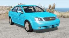 Chevrolet Lacetti sedan 2005 para BeamNG Drive