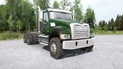 Mack Granite 6x4 Tractor para MudRunner