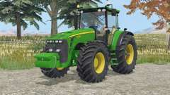 John Deere 84ƺ0 para Farming Simulator 2015