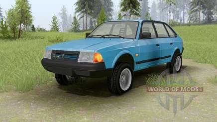 Moscou-2141 para Spin Tires