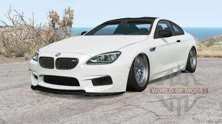 BMW M6 coupe (F13) 2013 para BeamNG Drive