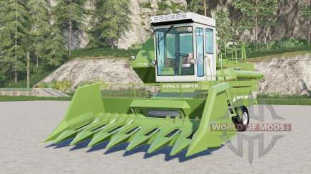 Yenisei 1200-1Ꙧ para Farming Simulator 2017