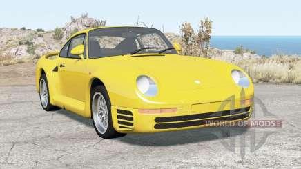 Porsche 959 1987 para BeamNG Drive