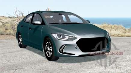 Hyundai Elantra (AD) 2017 para BeamNG Drive