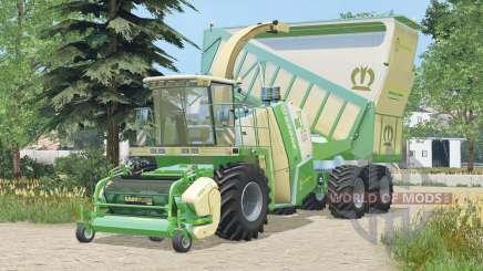 Krone BiG X 650 Cargø para Farming Simulator 2015