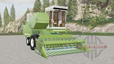 Yenisei 1200-1Ӎ para Farming Simulator 2017