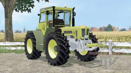 Schluter Super-Trac 1900 TVL-LS para Farming Simulator 2015