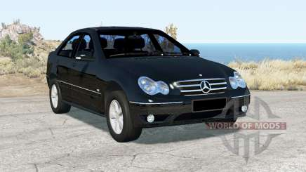 Mercedes-Benz C 320 (W203) 2004 para BeamNG Drive