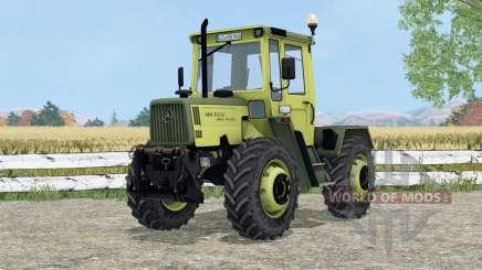 Mercedes-Benz Trac 900 Turbꝍ para Farming Simulator 2015