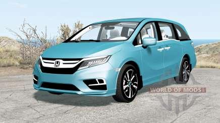 Honda Odyssey 2018 para BeamNG Drive