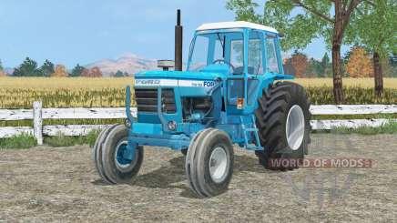 Ford TW-10 for a medium farm para Farming Simulator 2015