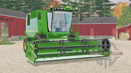 John Deere W5Ꝝ0 para Farming Simulator 2015