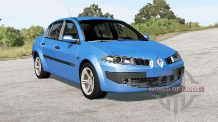 Renault Megane sedan 2006 para BeamNG Drive
