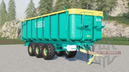 Camara RTH24 tridem para Farming Simulator 2017