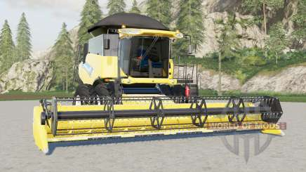 New Holland CR5〡CR7 para Farming Simulator 2017