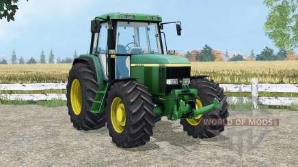 John Deere 6910 animated detals para Farming Simulator 2015