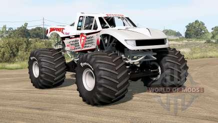 CRD Monster Truck v1.19 para BeamNG Drive