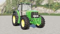 John Deere 6020 series para Farming Simulator 2017