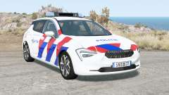 Cherrier FCV Dutch Emergency Services v1.01 para BeamNG Drive