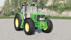John Deere 6030 Premium〡motor configuração para Farming Simulator 2017