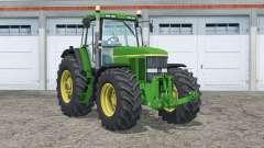 John Deere 7810〡lavável pneus para Farming Simulator 2015